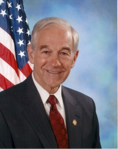 Congressman Ron Paul Photo